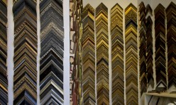 Frames of Many Colors and Styles to Choose From