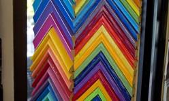 Custom Color Frames
